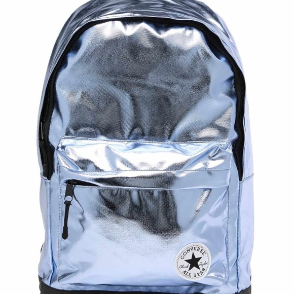 Converse can metallic day pack backpack and blue 92f3842c21538
